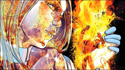 "THE BURRITO BANDITO #004 – REVIEW ""AVENGERS VS X-MEN #7"