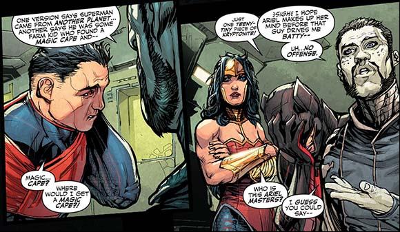 Long Box 012 Justice League 3000